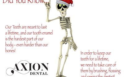 Our Teeth are Meant to Last